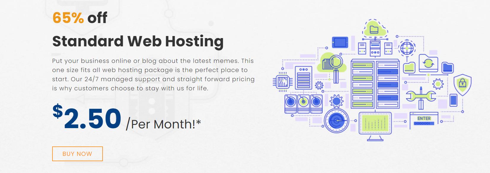 affordable unlimited cPanel hosting