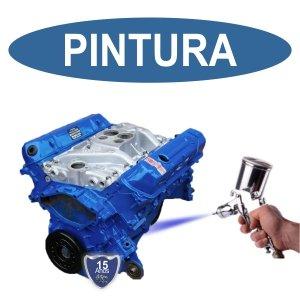 Retífica de motores Rw Motores pintura do motor