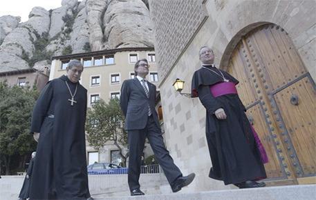 Mas, a Montserrat