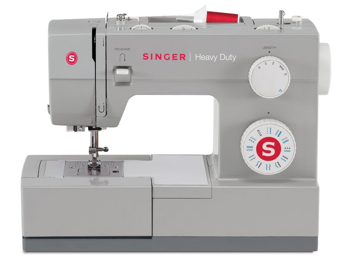 Singer Heavy Duty 4423 compact sewing machine