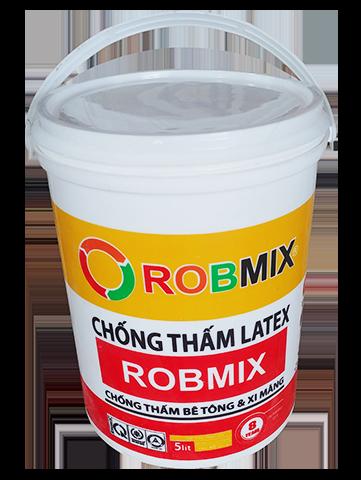 Sơn chống thấm Robmix đẳng cấp
