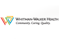 text Whitman-Walker Health Community Caring Quality