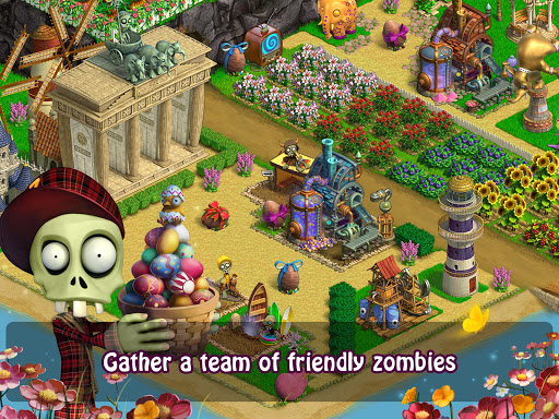 Zombie Castaways- screenshot thumbnail