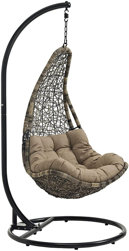 Top 10 hanging chairs for houses and gardens 2020 5