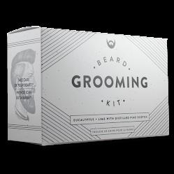 Eucalpytus + Lime Beard Grooming Kit