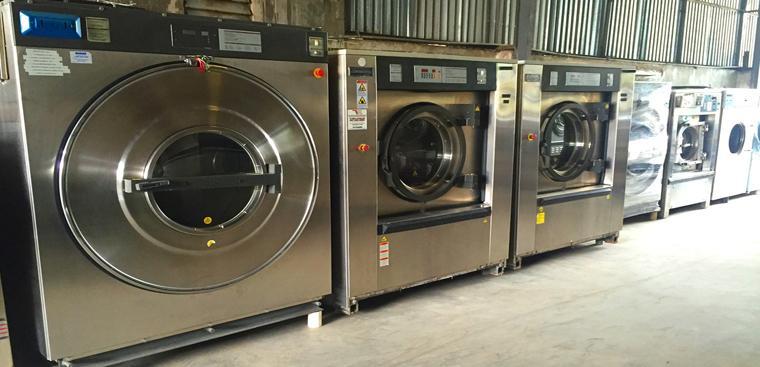 Mua máy giặt công nghiệp chất lượng, giá rẻ
