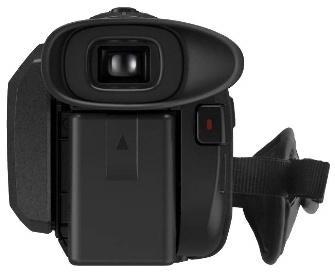 Фотография Цифровая видеокамера Panasonic VXF1 Черный №6