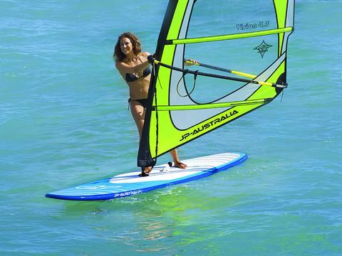 Tavola da SUP windsurfing
