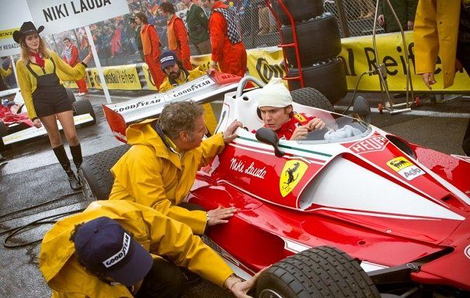 Auf der Fahrt: TOP 10 + Filme über Rennen und Rennfahrer 6