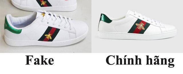 Mẹo lựa chọn giày Gucci nam chất lượng