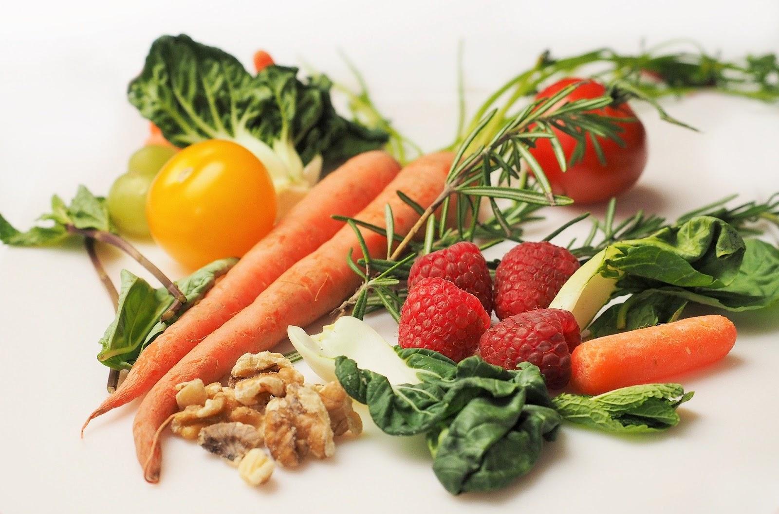 Здоровое питание: доступно, вкусно, быстро. Мой список продуктов: