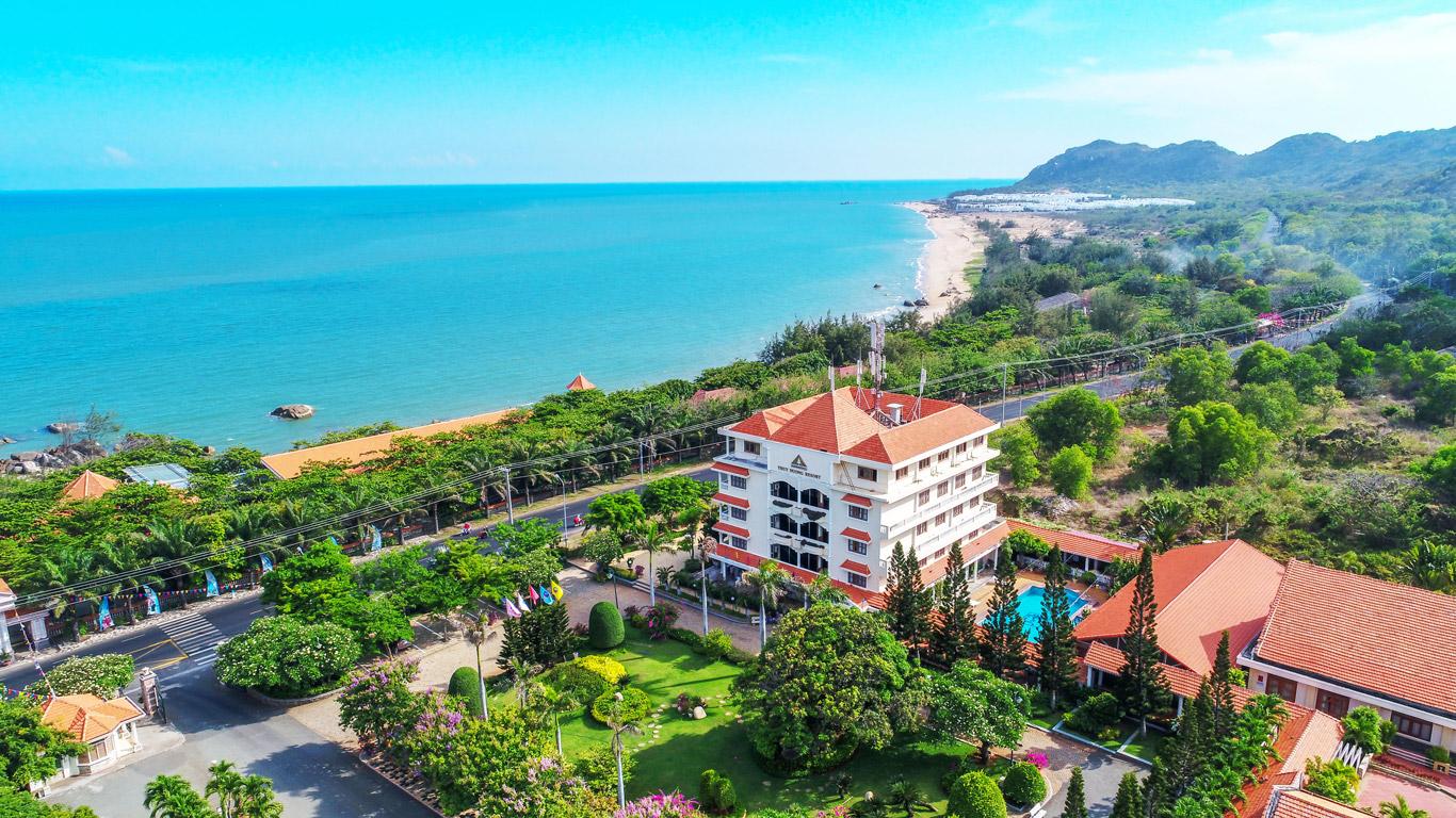 Khu nghỉ dưỡng Thùy Dương Mũi Né – điểm đến yêu thích