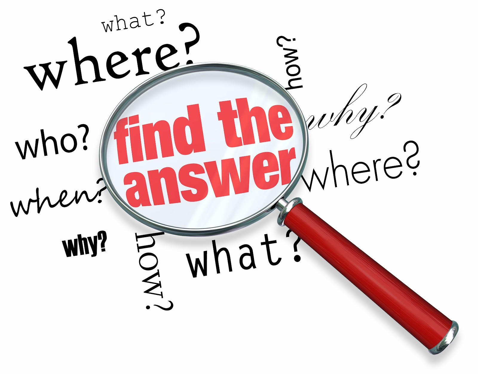 know-where-to-look-for-answers