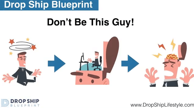Anton Kraly Dropship Lifestyle infographic about avoiding problem customers