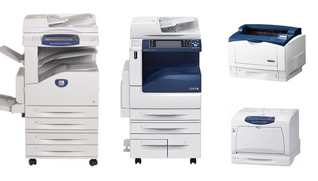 Những lợi ích có được khi thuê máy photocopy