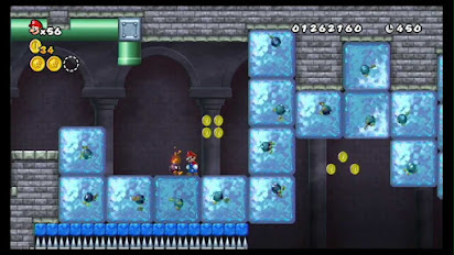 Super Mario Bros Wii Cheats World 3 4 Star Coins