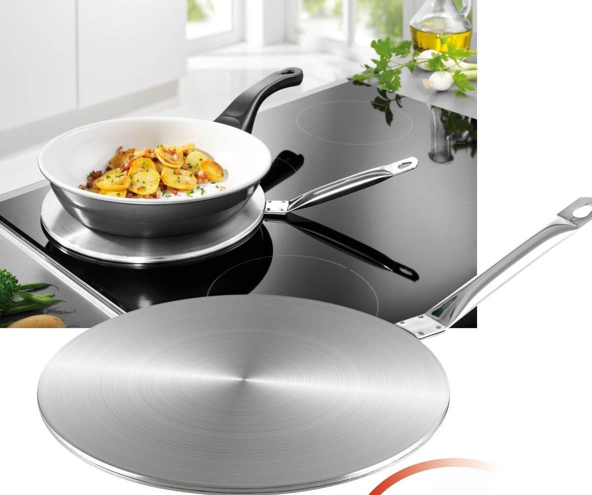Phần đồ ăn được làm chín trực tiếp thông qua thiết bị đun nấu giúp tiết kiệm điện, đây cũng là một trong những lợi ích khi sử dụng bếp điện từ.