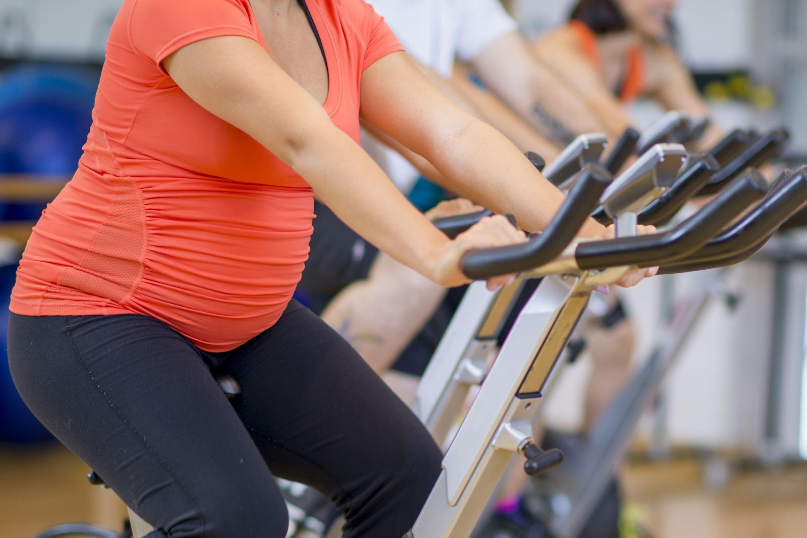 physical activities for pregnant women