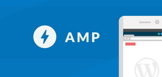 Image logo AMP et smartphone