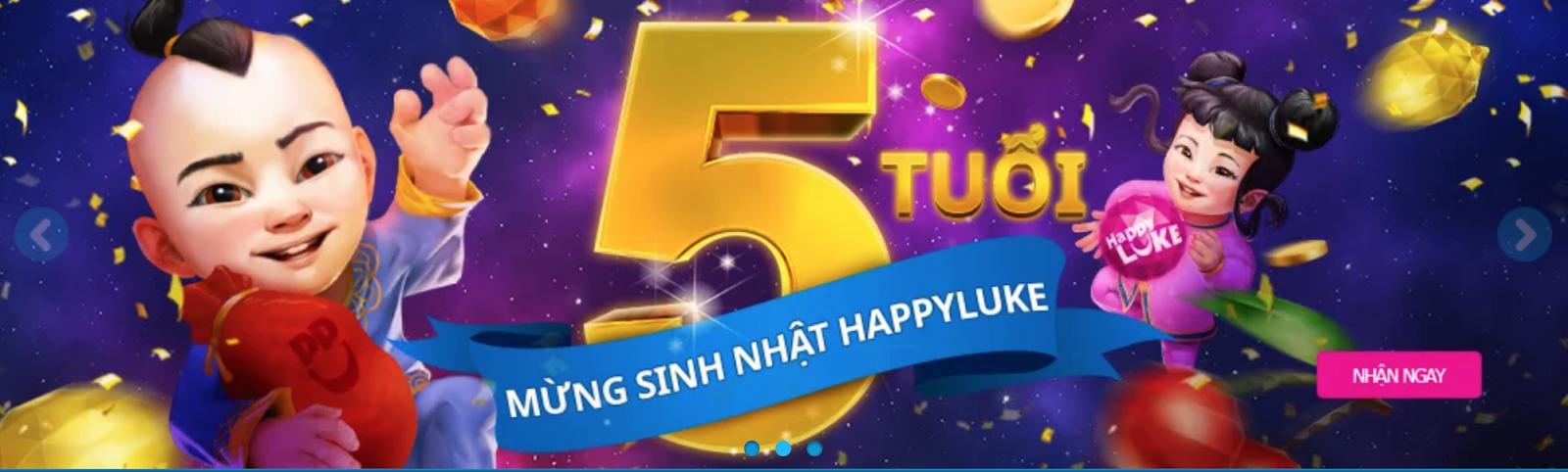 Sẵn sàng cho khuyến mãi tháng 6 cực lớn tại HappyLuke