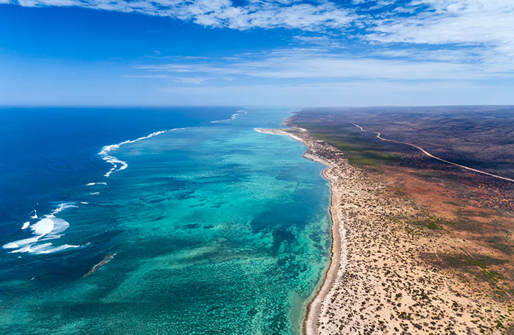 Explore the Ningaloo Reef