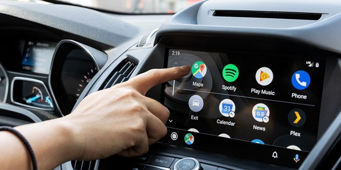 Android Auto ใช้งานในไทยได้แล้ว  1