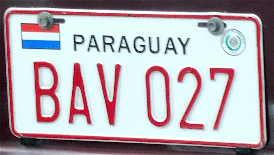 http://upload.wikimedia.org/wikipedia/commons/2/27/Paraguay_vehicle_registration_plate.jpg
