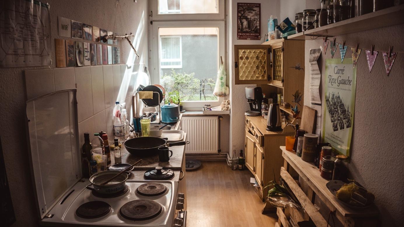Zo Houd Je De Keuken Netjes In Je Studentenhuis Mijn Studentenleven