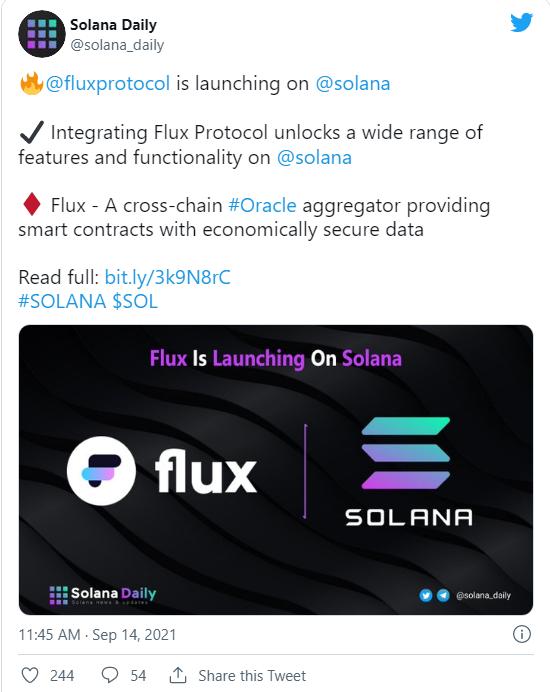 Cập nhậtDeFi trên NEAR : Thông tin về Flux, Pulse và NearPad