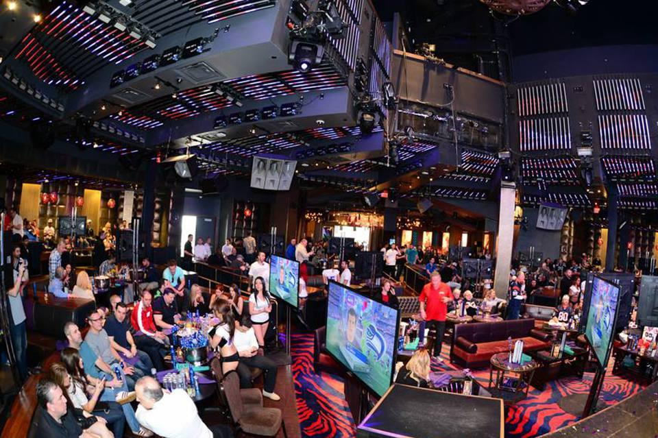 Image result for big screens in casino lounges