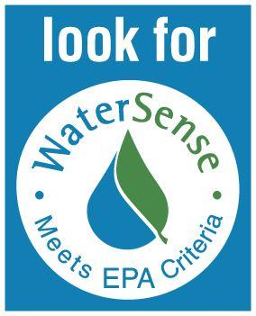 Look for WaterSense Label