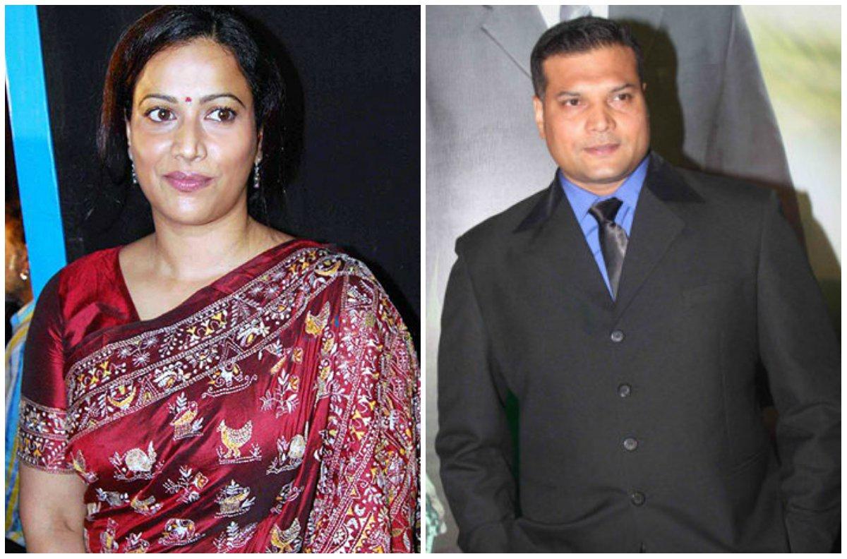 मोना Ambegaonkar और दयानंद शेट्टी