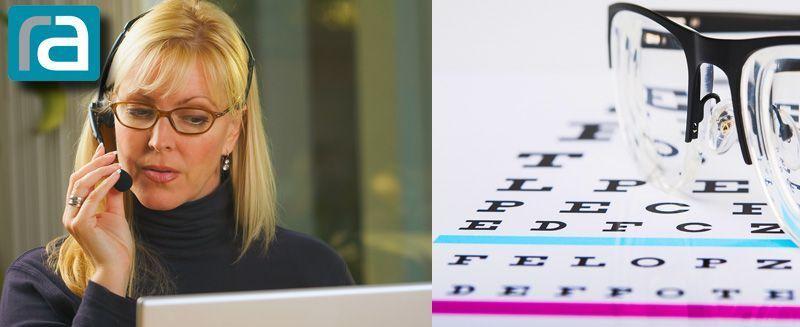 Ergonomics - headset and eye exams