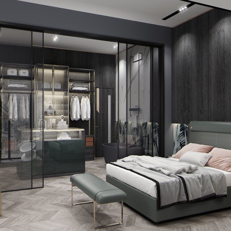 Luxury Bedroom Wardrobe