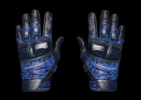 перчатки полигон