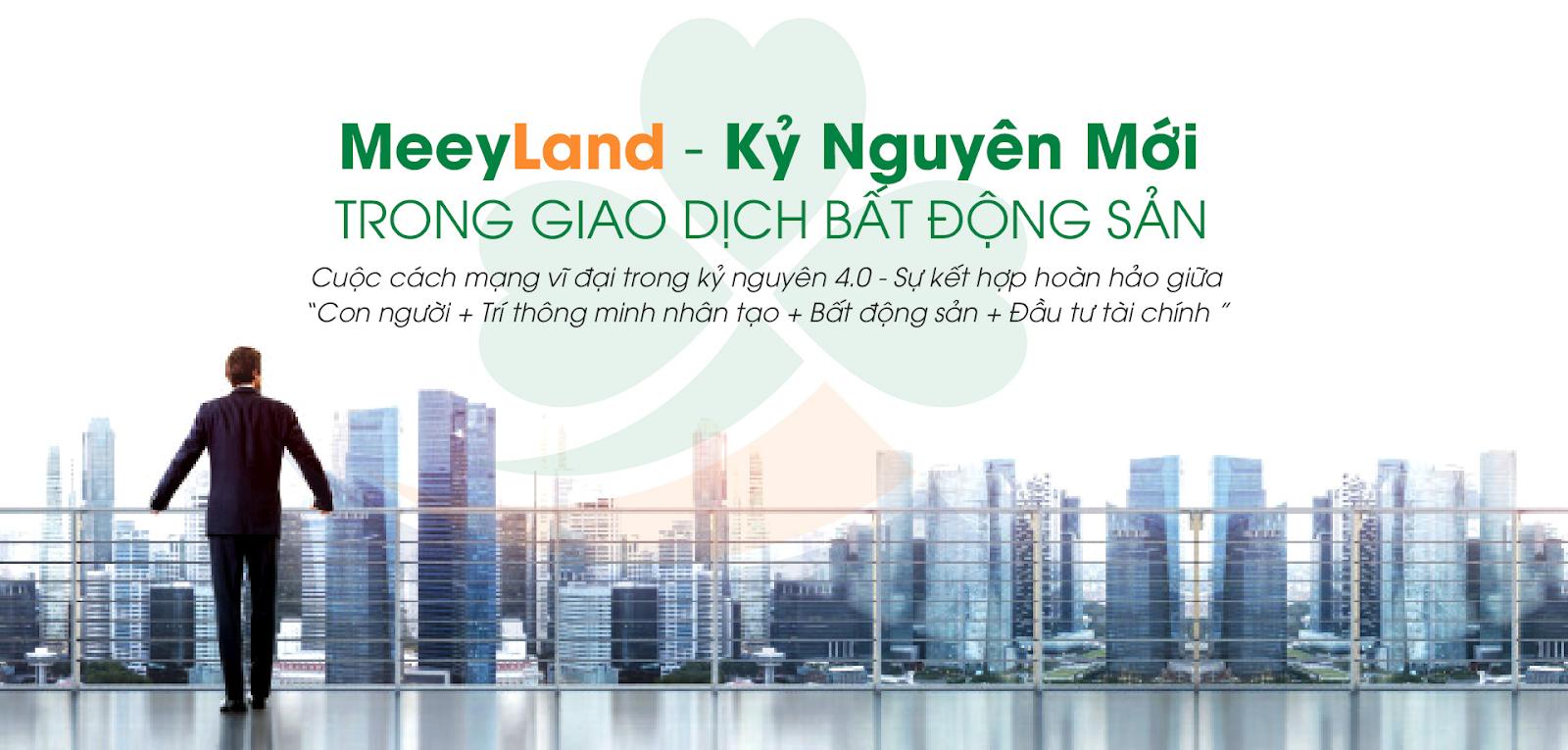 Meeyland - dự án đầu tư bất động sản nổi bật