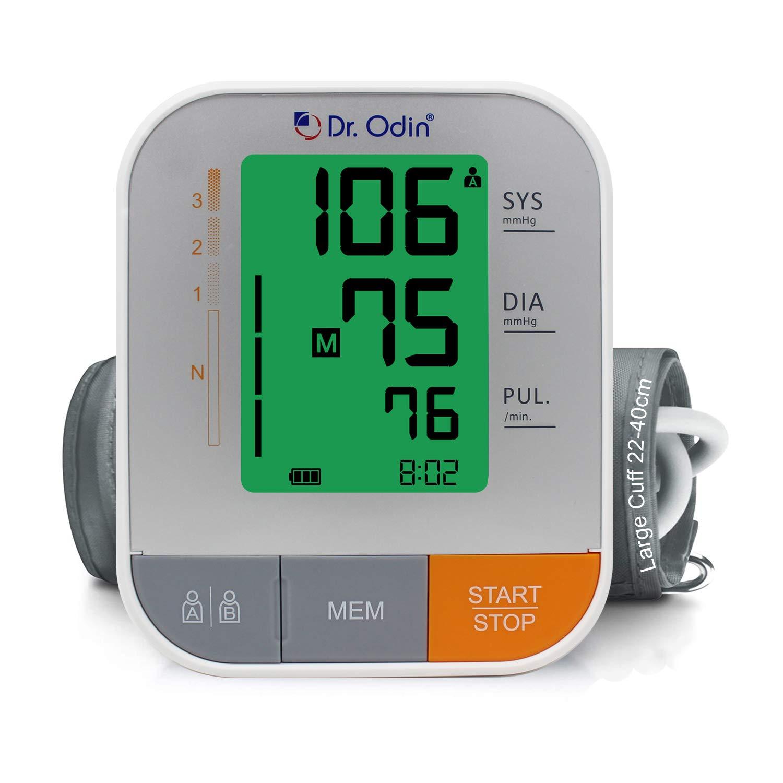 Dr. Odin CE Certified B12 Fully Automatic Digital Blood Pressure Machine