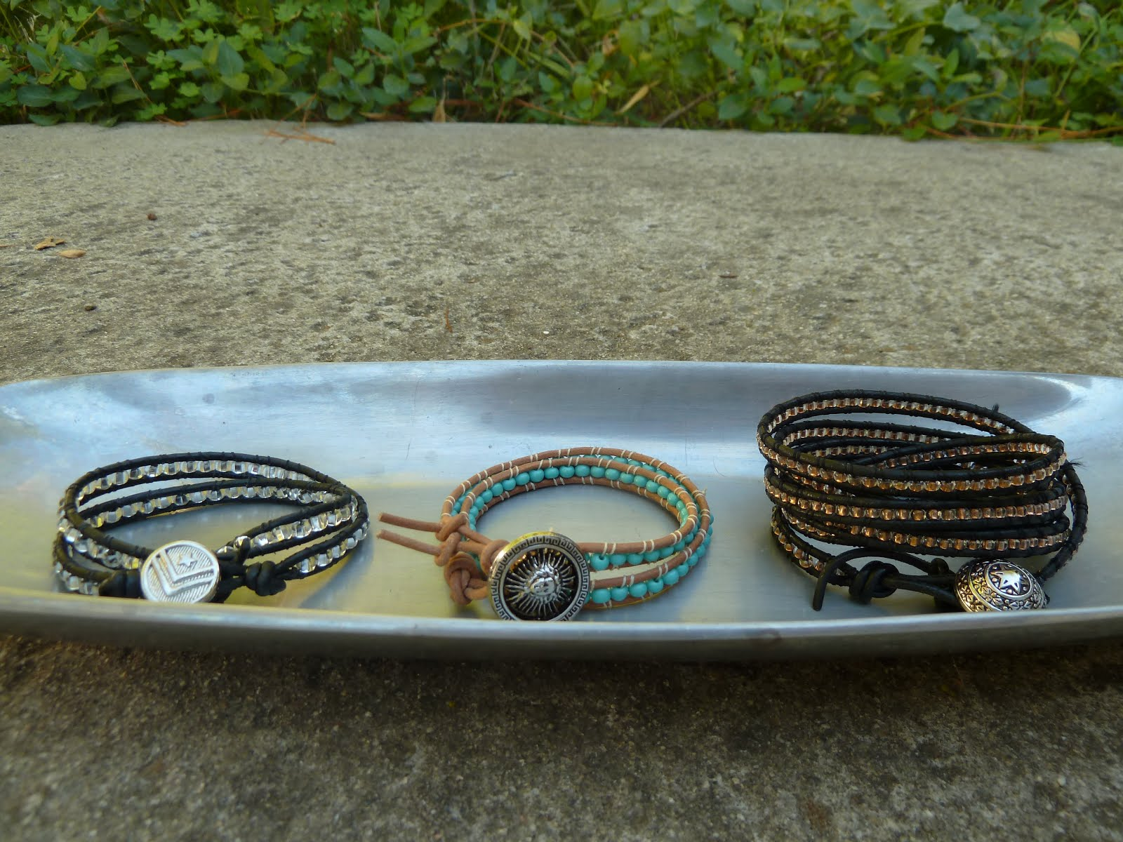 Holiday Gift Diy Chan Luu Inspired Wrap Bracelets Guest