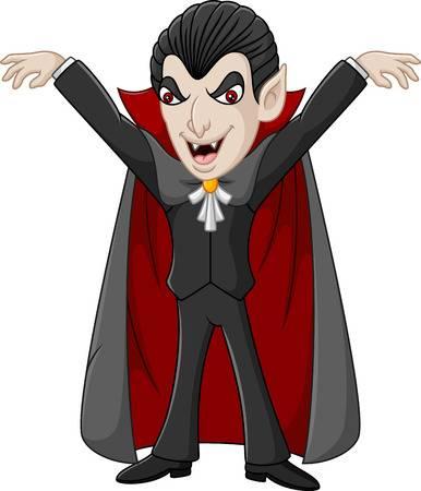 Dracula Cartoon Stock Photos And Images - 123RF