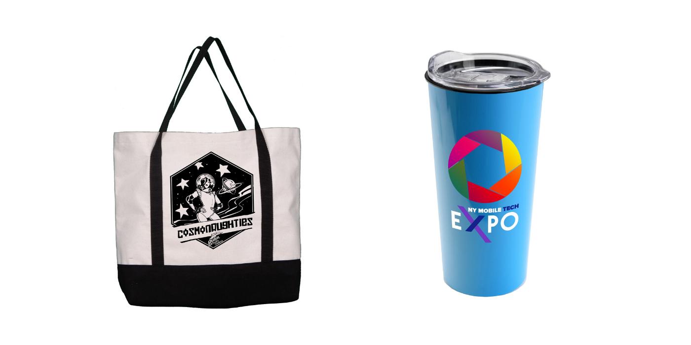 reusable bag tumbler
