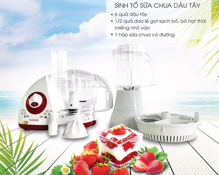 Top 5 loại sinh tố sữa chua đẹp da cho mùa hè mát lịm  - Ảnh 2