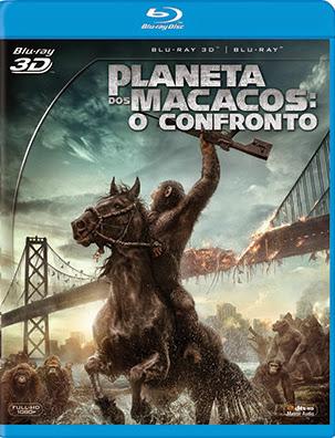 Baixar  Planeta dos Macacos   O Confronto   Dublado e Dual Audio Download