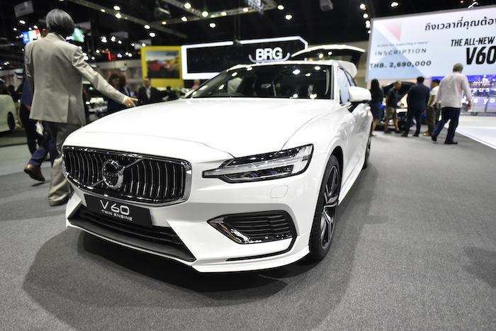 ราคา ตารางผ่อน, ดาวน์ Volvo V60 2020