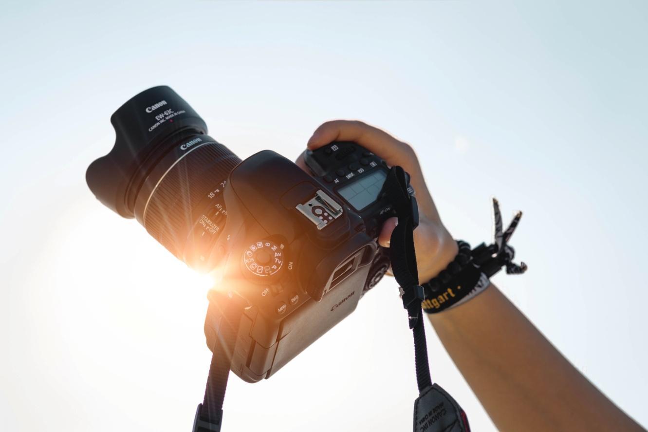 A DSLR Will Enhance The Photos