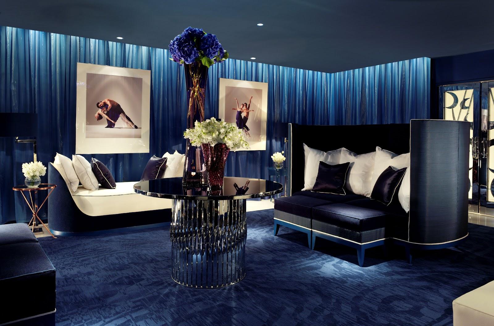 Relaxation Room The Dorchester Hotel Spa - Carol Joy London