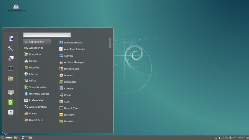 Home Use Linux - Debian