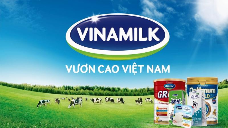 Thông cáo của Vinamilk về nguồn nguyên liệu trong sữa