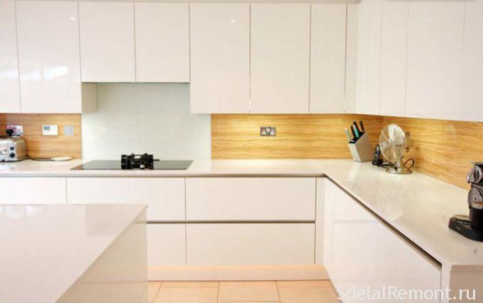 Картинки по запросу ламинат фартук кухня