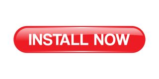 install now button favourite keys