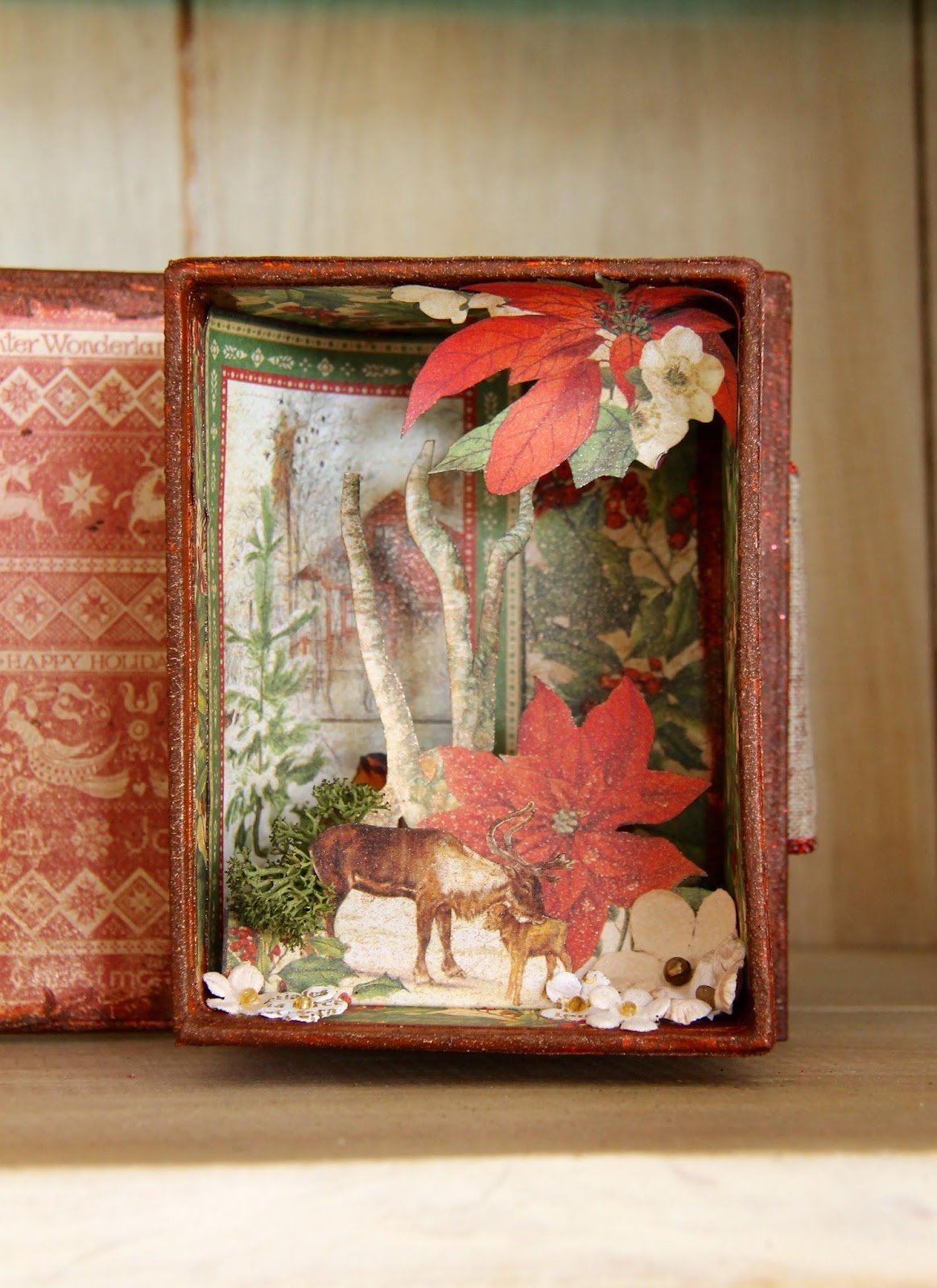 Winter Wonderland Book Box by Marina Blaukitchen Product by Graphic 45 photo 5.jpg